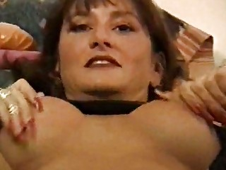 lusty lady girl nailed into beautiful brown brief