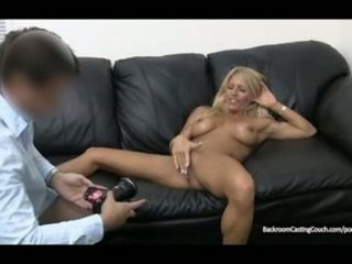 muscle lady sex audition