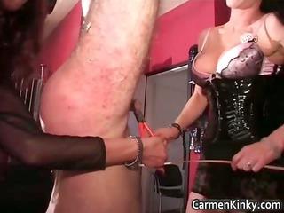 hot horny filthy hot woman girls bondage part1