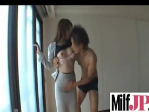 difficult banging a awesome japanese woman clip-16