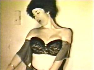 vintage woman expose