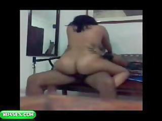 indian aunty arse drill hardly into shoba at