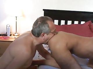 grandpa drill inexperienced guy