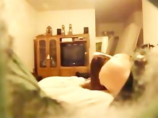 cheating maiden obtains quickie on hidden cam