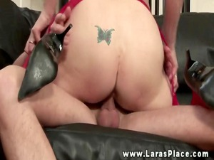 mature pantyhose engulfing in advance of riding