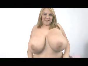 huge tits older