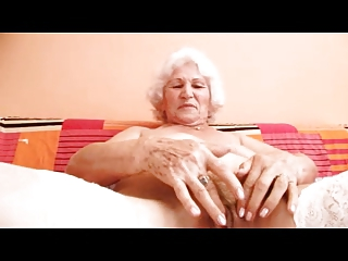 elderly norma hand for a change