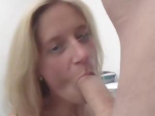 cougar albino associate nibbles on the bosses