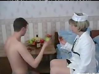 russian doctor older  mature porn elderly old