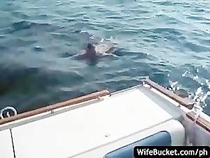 fresh fuck on the ship