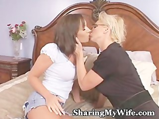mature recruits lady to share with hubby