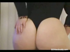 naughty bbw had a big bottom