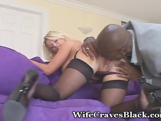 sweet wife craves fresh giant cock