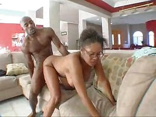 older  brown girl copulates sons perfect lover