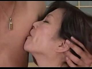 cougar slut licking dick 69 banged by