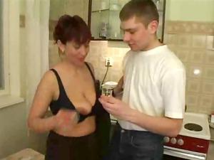 russian mom copulates sons buddies