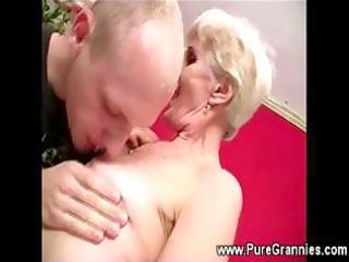toothless granny blowjob