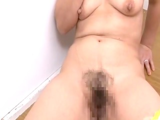 aged japanese mother craves sons pal dick